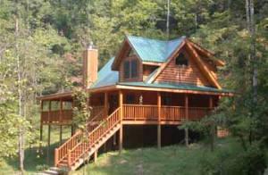 Smoky Mountain Log Cabin Rentals Little Valley Mountain Resort